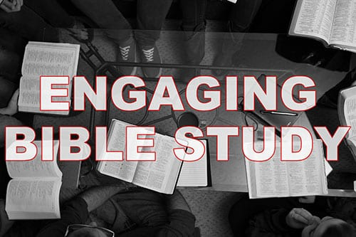 Engaging Bible Study